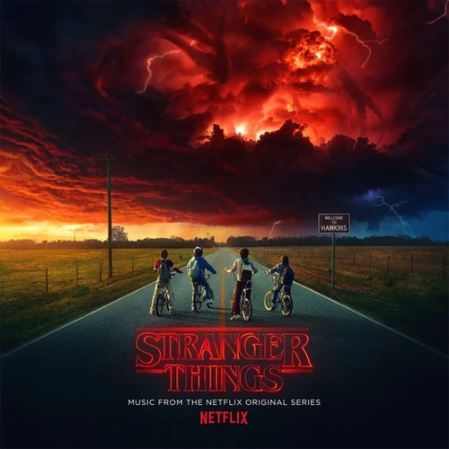 Stranger Things - Temporada 1