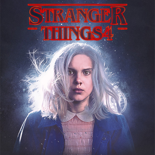 Stranger Things - Temporada 4