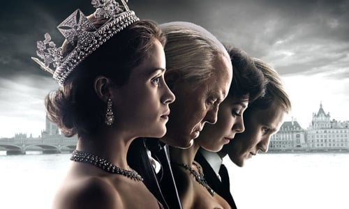 Serie The Crown por Netflix - Temporada 3