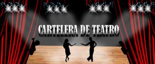 Cartelera de teatro en Guatemala