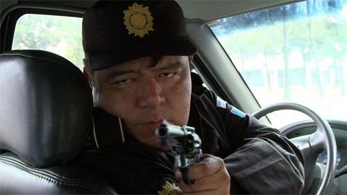 Actor Jairon Salguero en Puro Mula