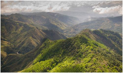 Sierra de las Minas - Guatemala