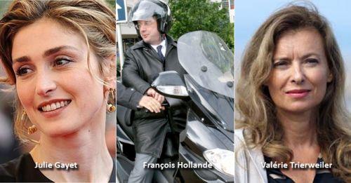 Julie Gayet - Hollande