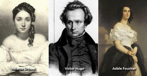 Juliette Drouet - Victor Hugo