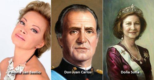 Paloma San Basilio - Don Juan Carlos