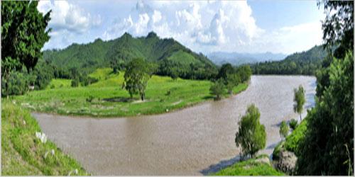 Rio Motagua, Guatemala