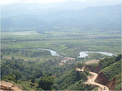 Rio Polochic Guatemala