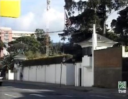 Residencia del embajador de USA en Guatemala