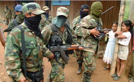 Guerrilleros guatemaltecos