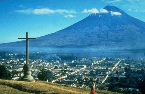 Antigua Guatemala, hoy