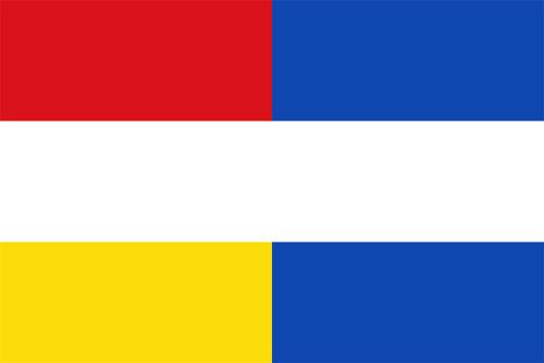 Bandera de Guatemala de 1851