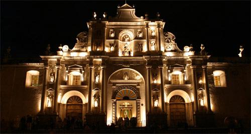 La Catedral de Antigua Guatemala