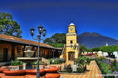 Ciudad Vieja, Guatemala