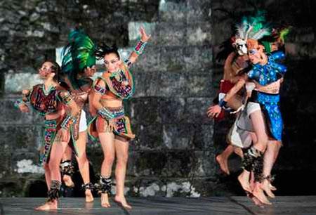 Danzas folcloricas de Guatemala