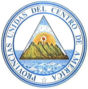Escudo de las Provincias Unidas de Centro America