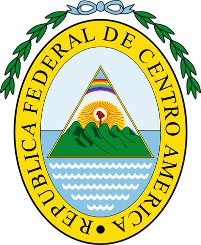 Escudo de la Republica Federal de Centro América