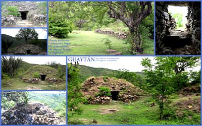Parque arqueológico de Guaytán, El Progreso