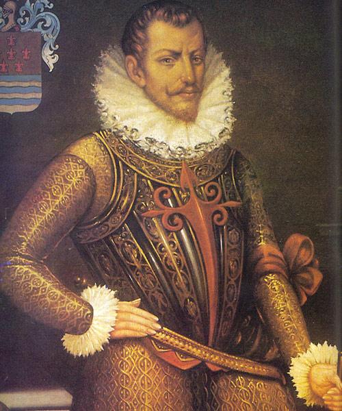 Don Pedro de Alvarado, Gobernador de Santiago de los Caballeros