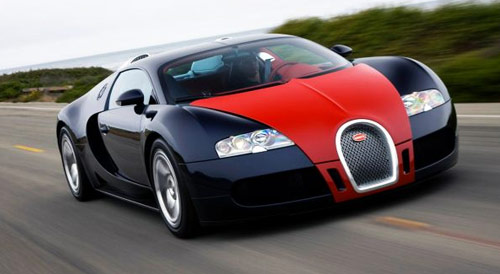 Bugatti Veyron Super Sport Record Mundial velocidad