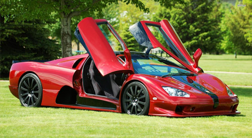 Shelby Super Cars Ultimate Aero