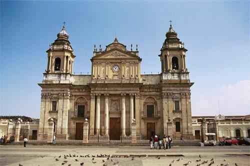 Catedral de Guatemala, actualidad