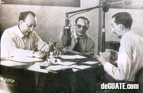 Diario del Aire, radio periodico de Guatemala