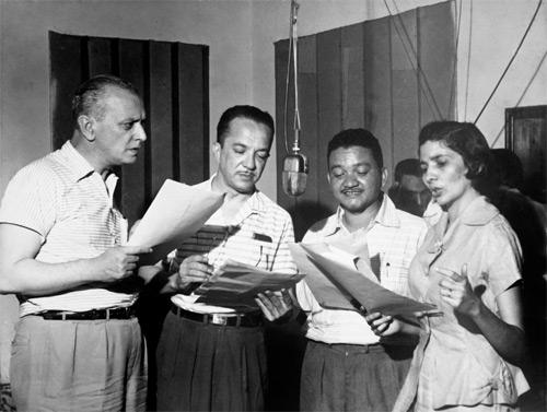 Radionovela en Guatemala