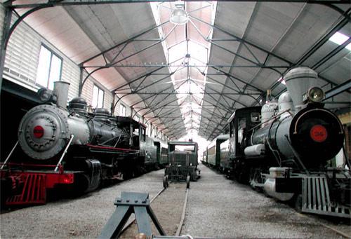 Museo del Ferrocarril - Guatemala