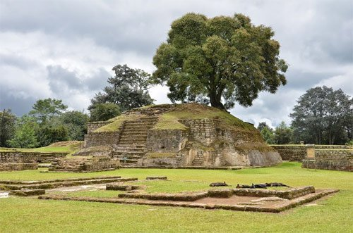 Image result for iximche