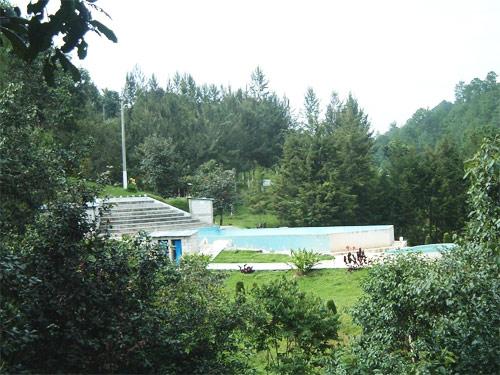 Balneario el Paraíso, Jilotepeque, Chimaltenango