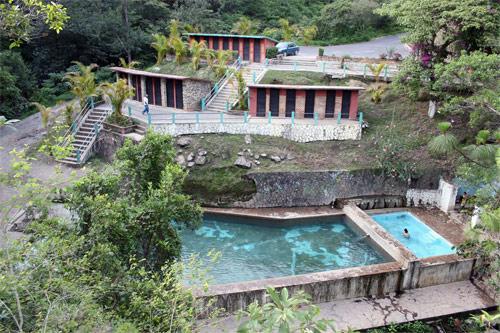 Balneario Ojo de Agua, Jilotepeque, Chimaltenango