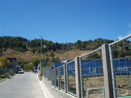 Canchas Municipales de Fútbol de Santa Apolonia, Chimaltenango