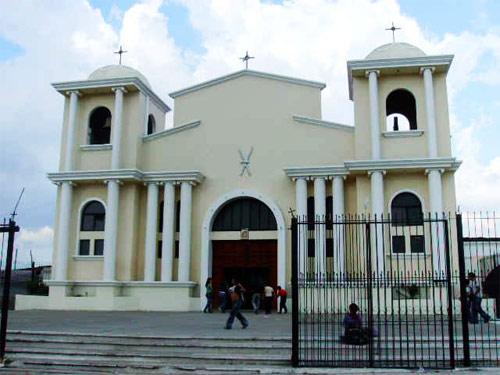 Capilla de San Andrés Itzapa, Chimaltenango