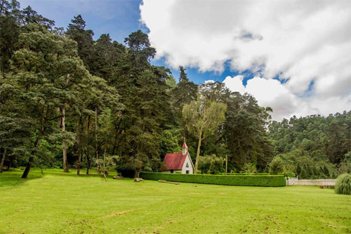 Casa del bosque, Chimaltenango