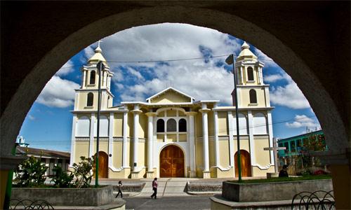 Catedral Nuestra Señora del pilar, Zaragoza, Chimaltenango
