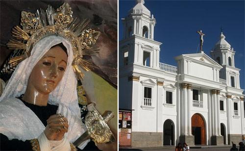 Catedral de Santa Ana, Chimaltenango