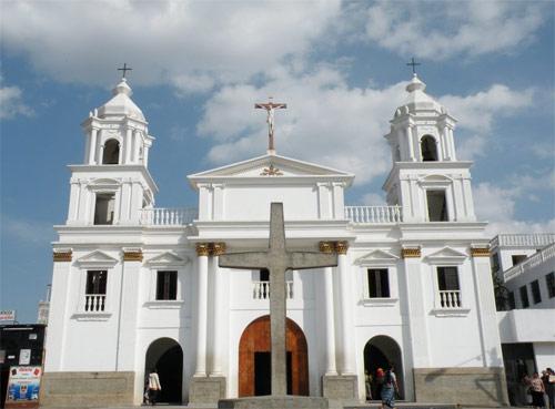 Catedral de Santa Ana, Chimaltenango, Guatemala
