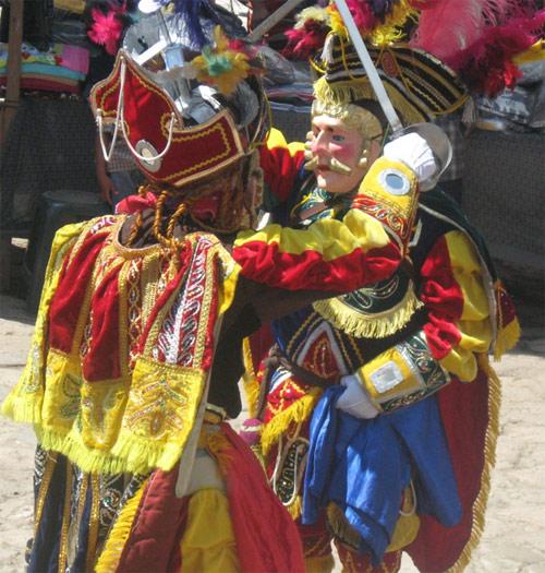 Celebración de la feria titular de Tecpán, Chimaltenango