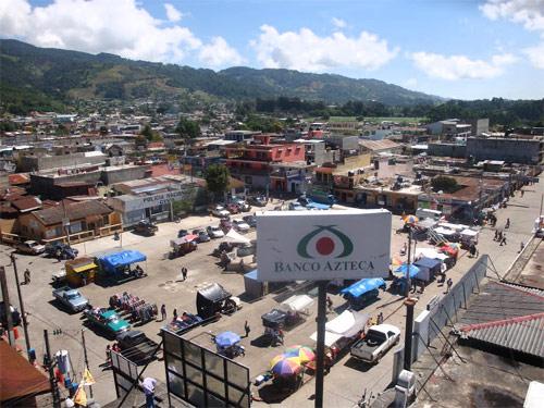 Centro de negocios en Tecpán, Chimaltenango