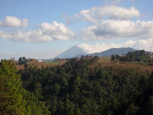 Reserva Natural Posada Rural Chirijuyú, Chimaltenango, Guatemala