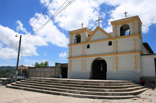 Iglesia El Calvario, San Martín Jilotepeque, Chimaltenango