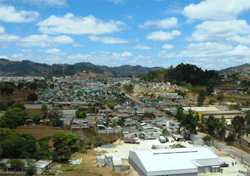 Cementario San Juan Comalapa