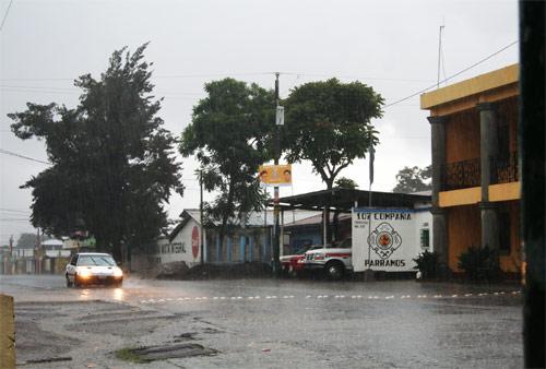 Estación de Bomberos de Parramos, Chimaltenango