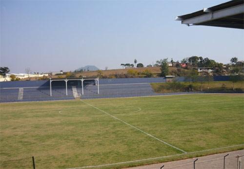 Estadio municipal de Tecpán, Chimaltenango, Guatemala