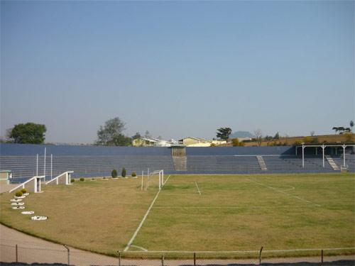 Estadio municipal de Tecpán, Guatemala