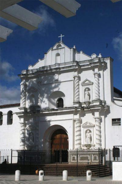 Catedral San Francisco de Asis, Tecpan
