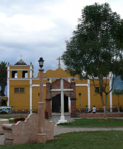 Iglesia Católica de Parramos, Chimaltenango