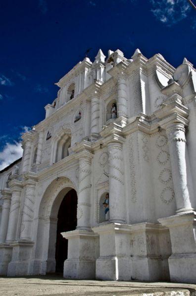 Iglesia de Comalapa, Chimaltenango