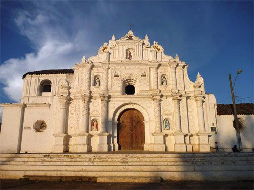 glesia Colonial de San Juan Comalapa, Chimaltenango, Guatemala