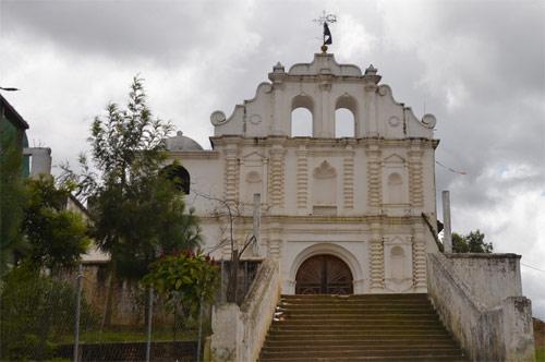 Iglesia El Calvario, Comalapa